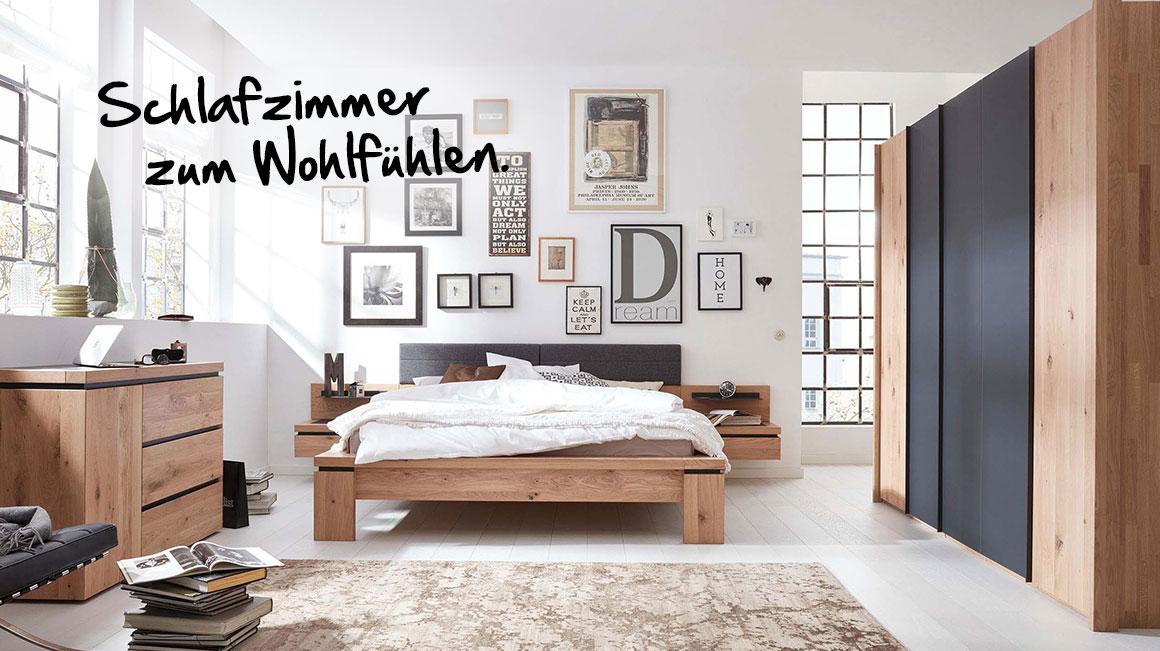 Schlafzimmer - Jobst Wohnwelt