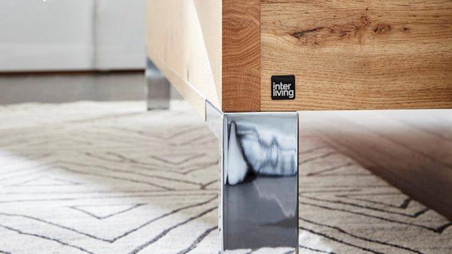 Holzmöbel schenken ein natürliches Wohngefühl
