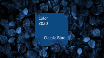 Die Entscheidung ist gefallen: 2020 wird blau.