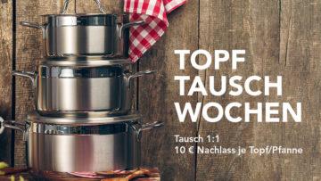 JOBST Topf-Tausch Wochen