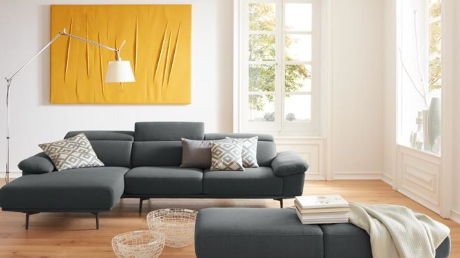 Das Sahnestück jeder Wohnung: Das Wohnzimmer!